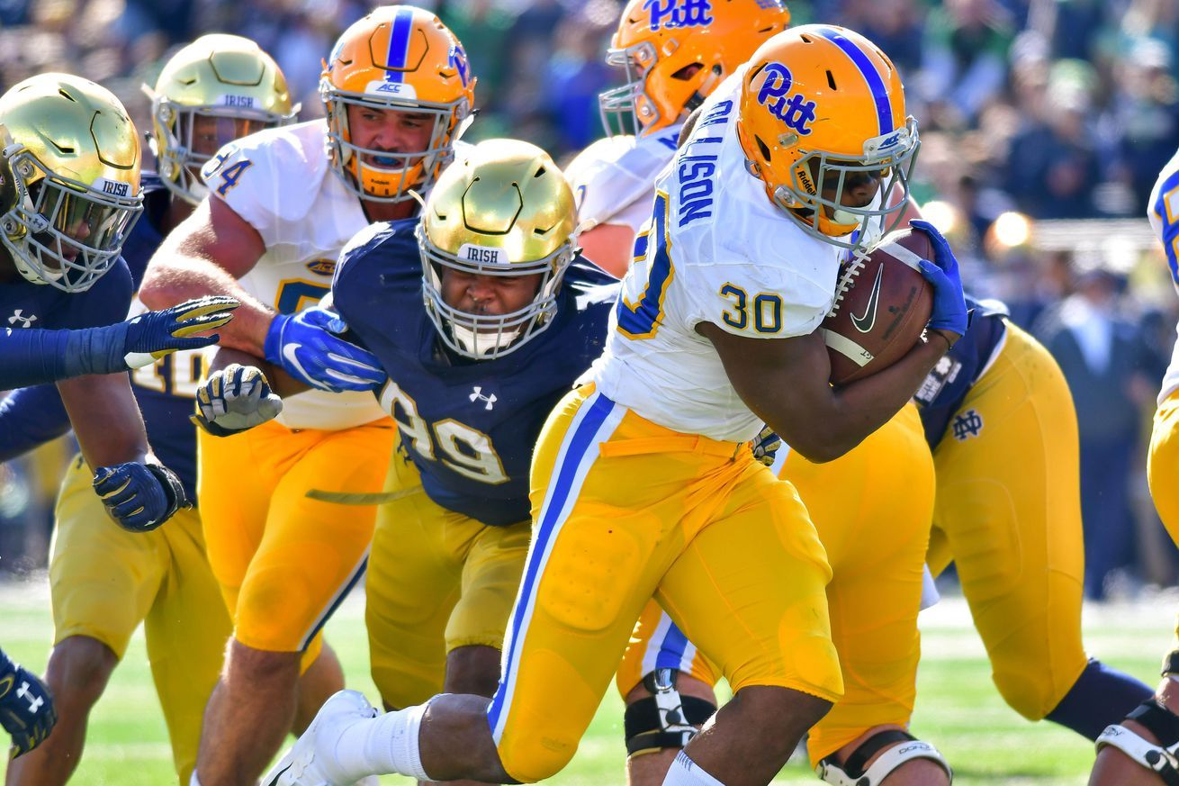 Clemson vs. Pitt 2018 live stream Time TV schedule and