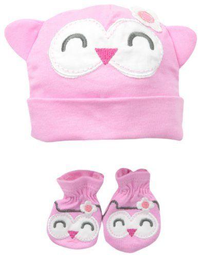 Gerber Baby-Girls Newborn Novelty Cap and Mitten Set, http://www.amazon.com/dp/B00HDA2WJW/ref=cm_sw_r_pi_awdm_fID8tb05ER1P9