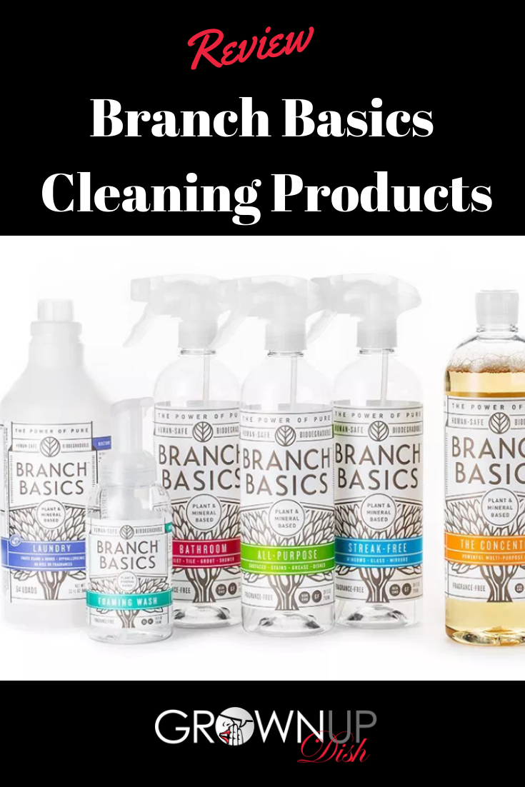 Tried It Branch Basics Cleaning Products Cleaning Laundry Detergent Growing Up