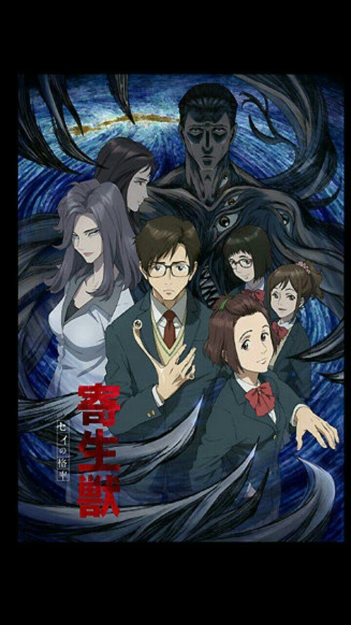 Anime shows by lina scorp on Parasyte Anime movies