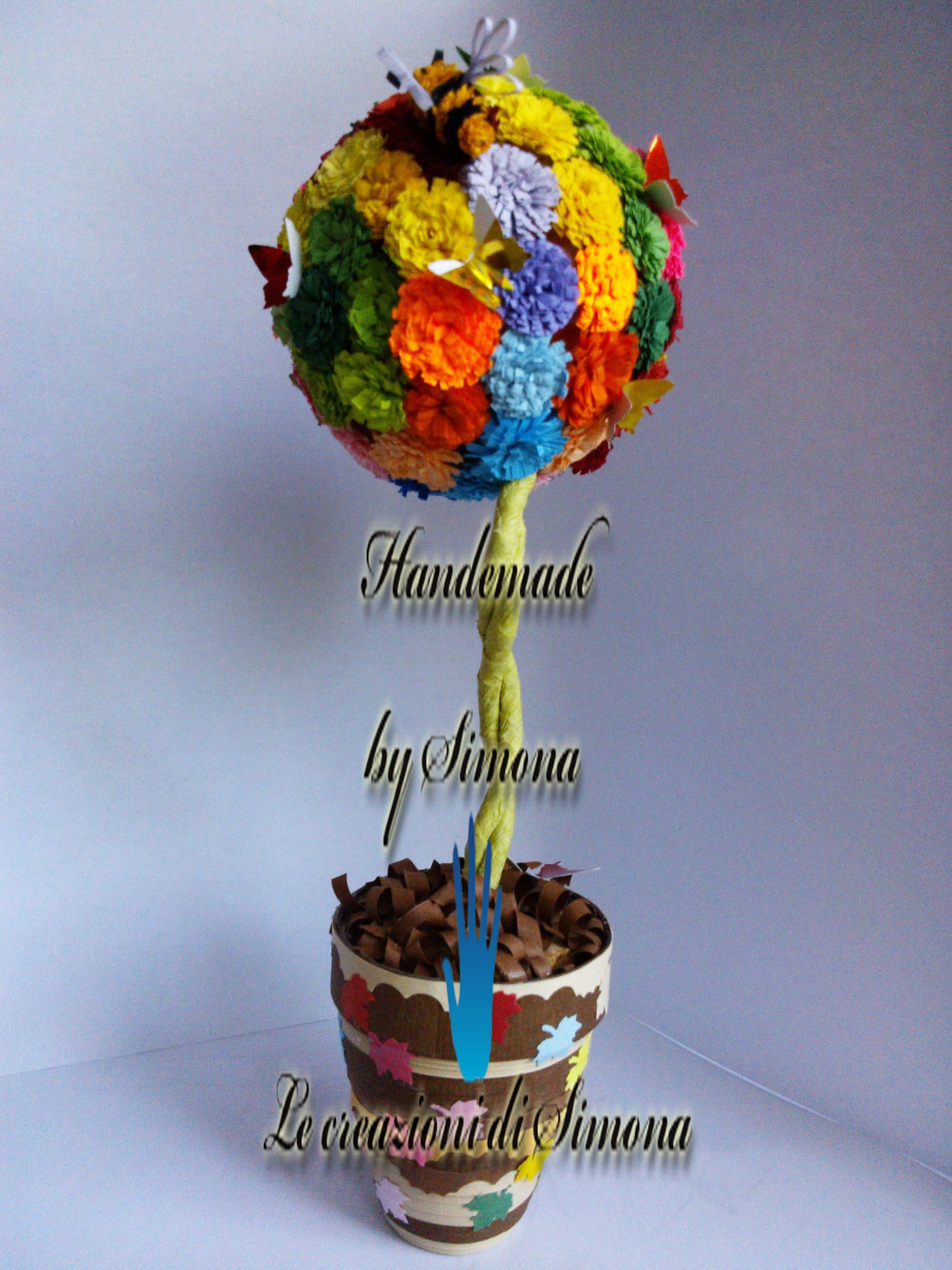 Albero quilling handmade by simona pinterest quilling