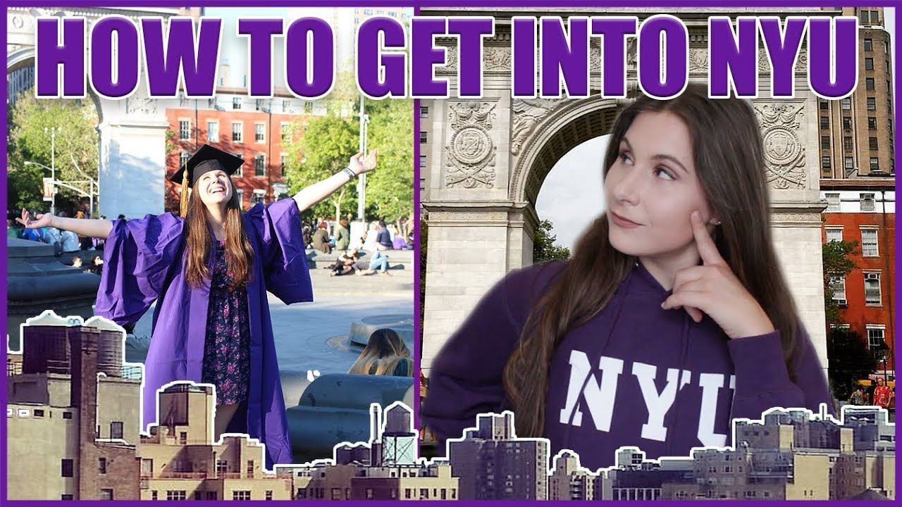 How to get into nyu film school tips from an alum