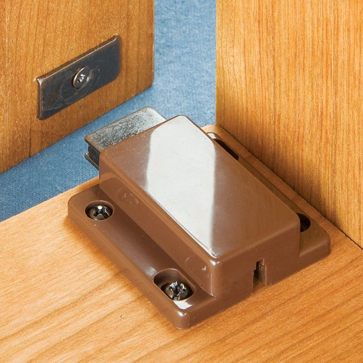 Magnetic Push Latch Latches Magnets Frameless Glass Doors