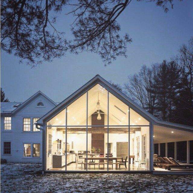 Floating Farmhouse in Eldred, New York by Givonehome. | Slow ... on bad architecture design, bad nursing homes, bad architecture photography,