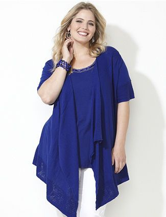 cato is a great place to check out plus size fashions before