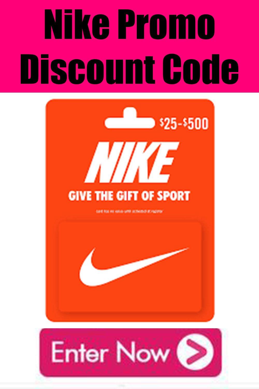 Free Nike Promo Code 2020 In 2020 Nike Gift Card Nike Gifts Coding