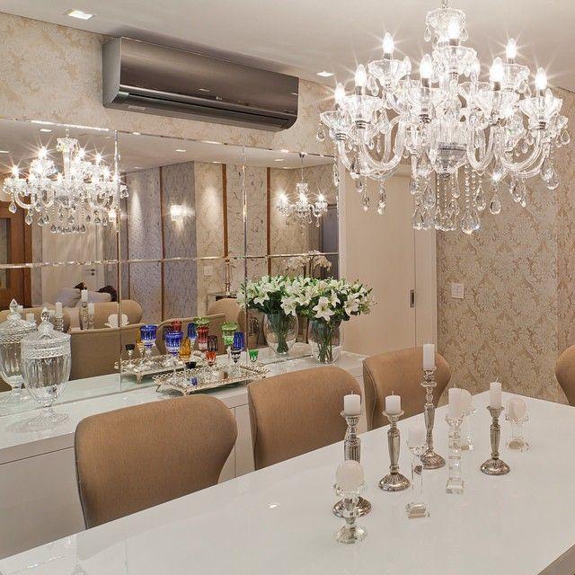 Shareig Sala Jantar Luxo Detalhes Que Amamos Boa Noite Amores