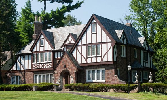8 tudor revival the tudor period in great britain was for English tudor style house