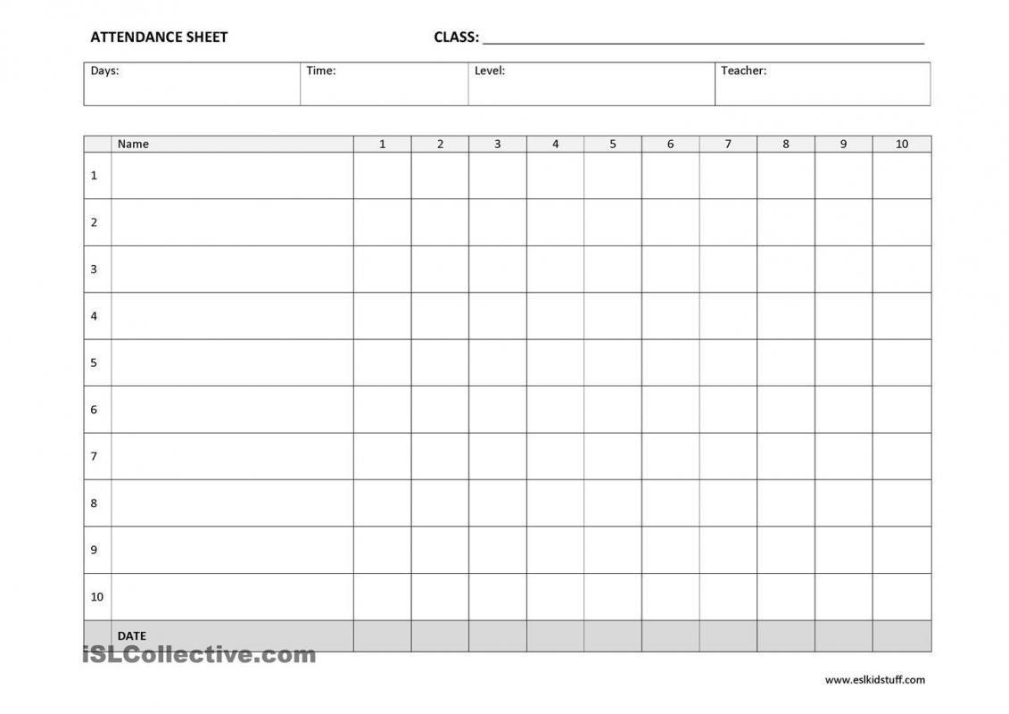 Daily Attendance Sheet Attendance Sheet Template Attendance Sheet Attendance Sheet In Excel Daily attendance sheet in excel