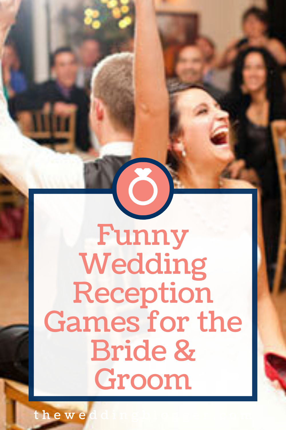 Funny Wedding Reception Games for the Bride and Groom