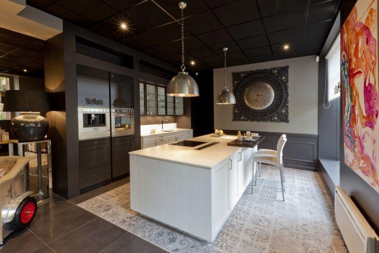 Cuisine SieMatic Le showroom IDKREA présente le modèle SieMatic - brillante kuchen ideen siematic