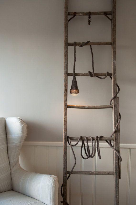 Decorare Casa Con Una Vecchia Scala 30 Idee Creative Da Scoprire