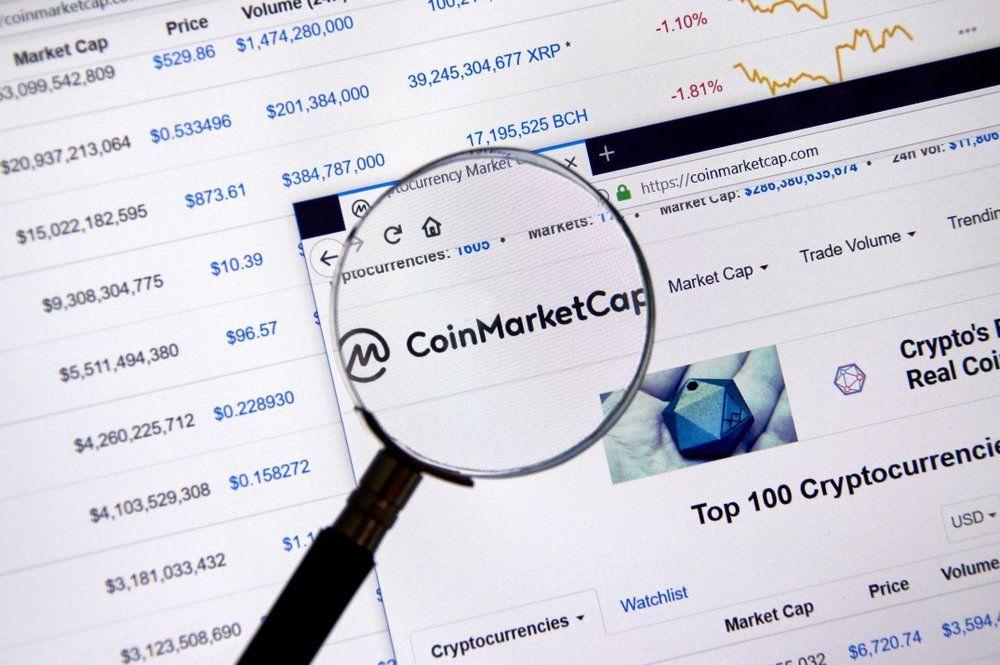 cryptocurrency trading api market data