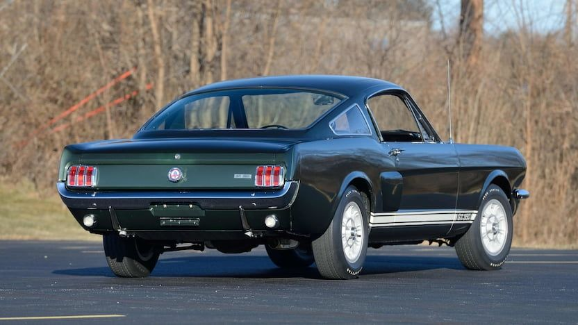 1966 Shelby Gt350 Fastback Unrestored With 6 970 Miles Shelby Mustang Shelby Mustang