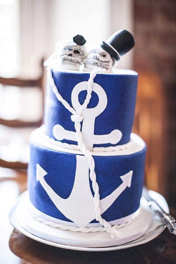 Toppers Cake Custom Tattoo Wedding