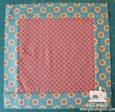 how to properly attach a border or shashing on a quilt