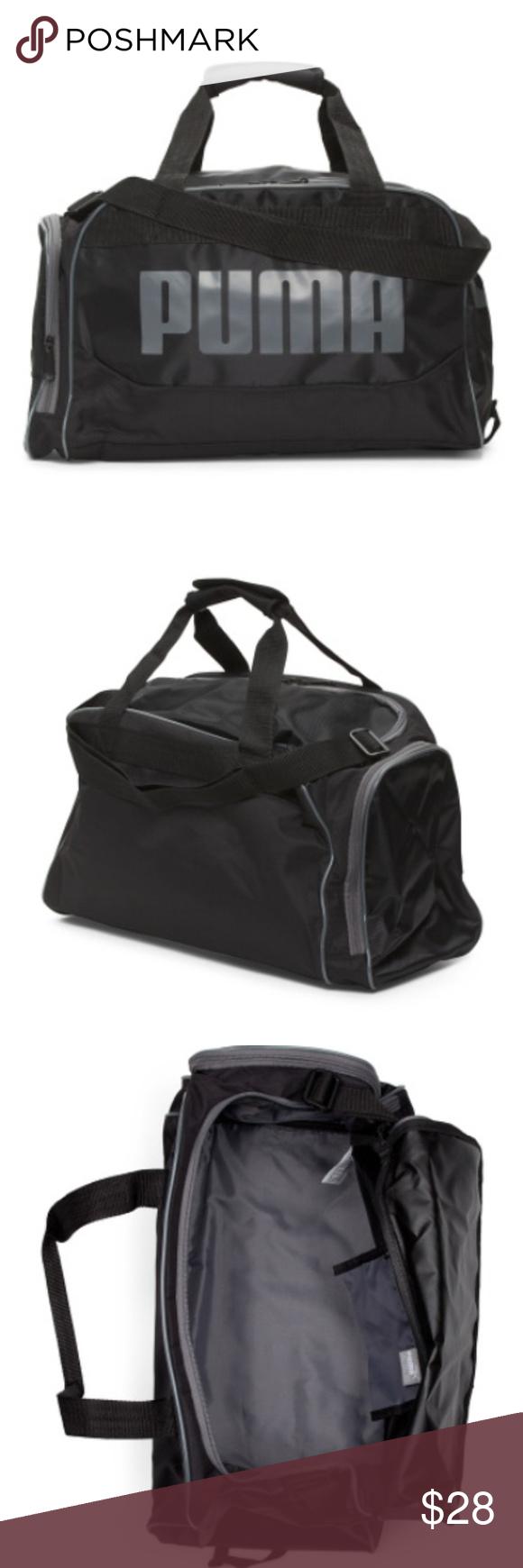 b4185b7802 Puma Mens Transformation Duffel Sport   Travel Bag - dual handles