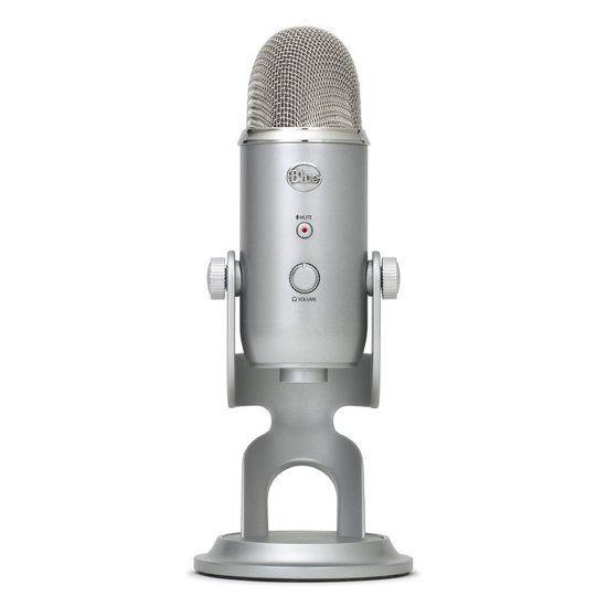 Blue Mic Yeti USB microphone $99