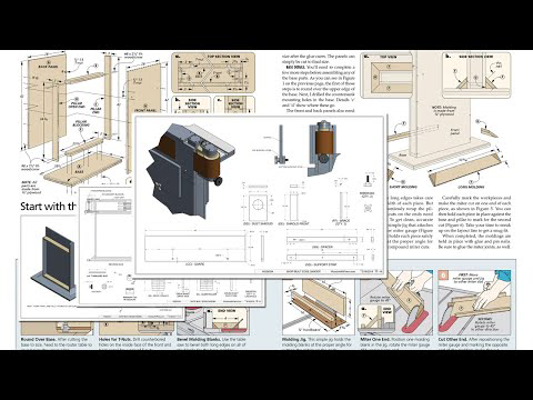 Get Storage Mobility And Accuracy From These Three Useful Add Ons Woodworking Projects Woodworking Projects Diy Woodsmith Plans