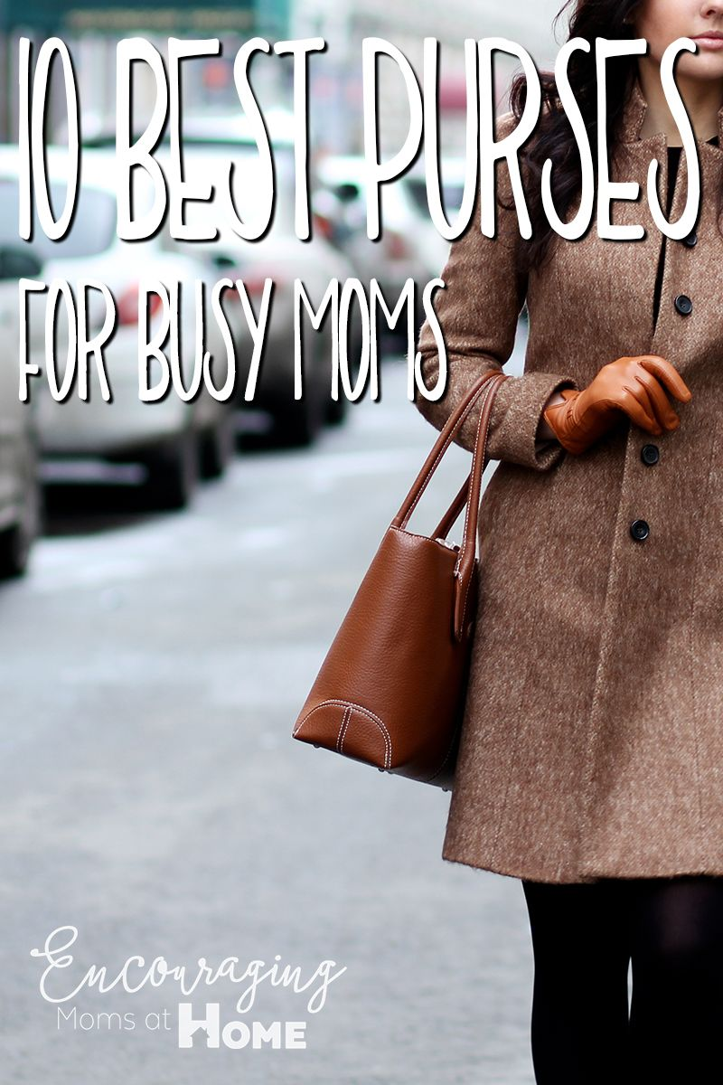Best Purses For Busy Moms