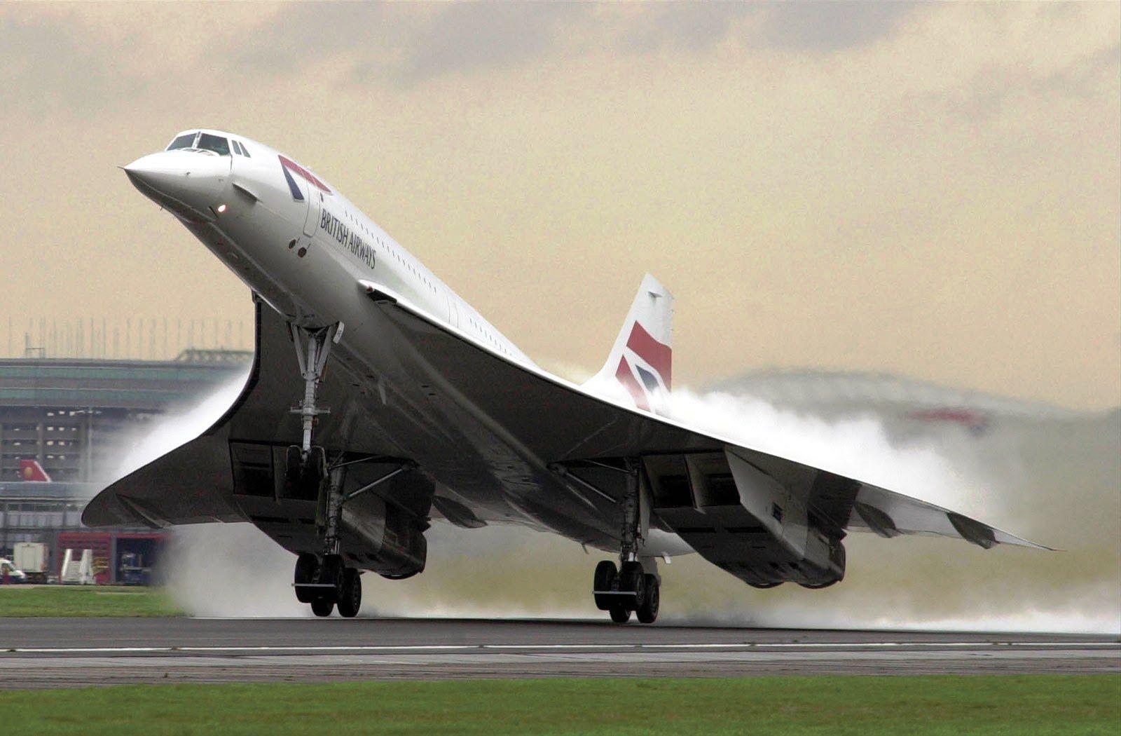 Segundos Fatais: Concorde [Dublado] Documentário National Geographic