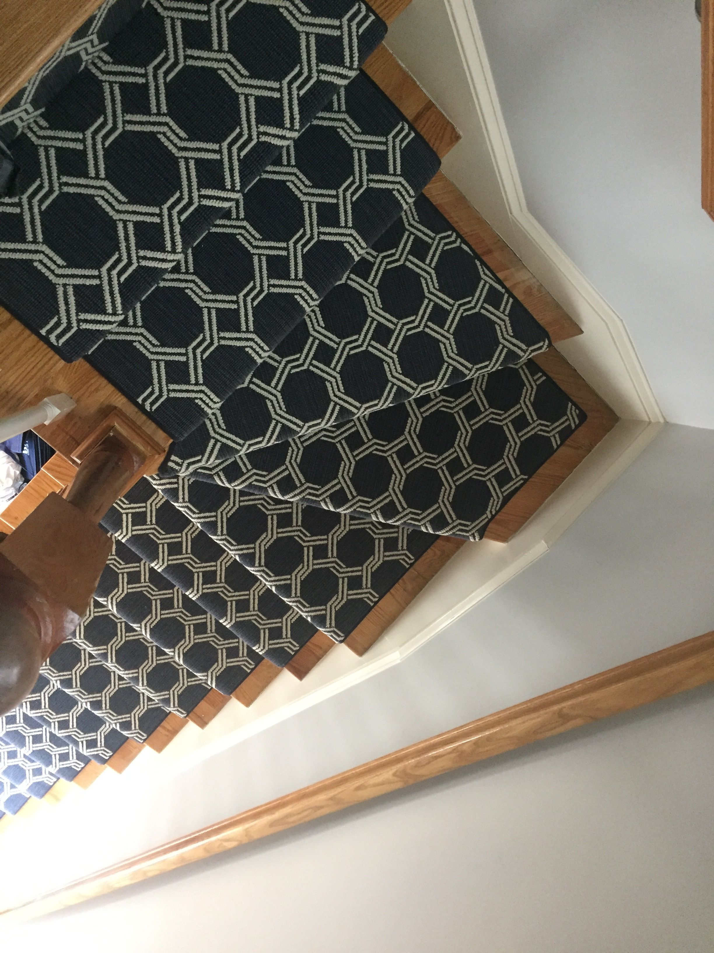 Stair Runner With Turn In 2019 Makeover Staircase