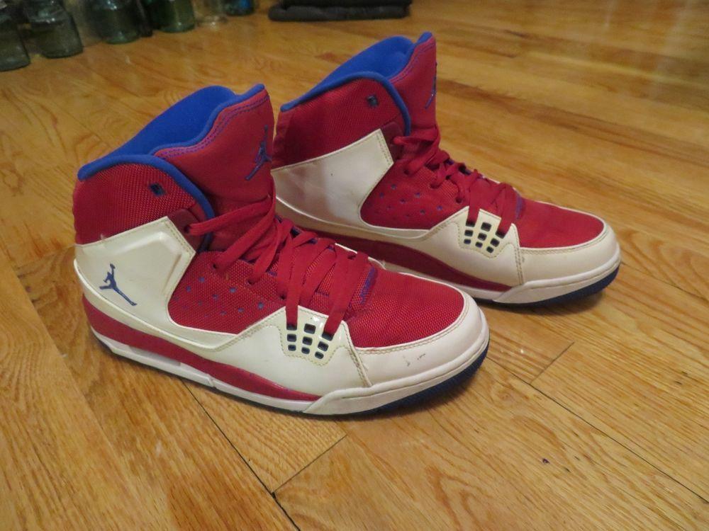 best service 3df98 35f59 JORDAN SC-1 WHITE GAME ROYAL-GYM RED-WHITE 538698 118 MEN S SIZE 11  Nike   BasketballShoes