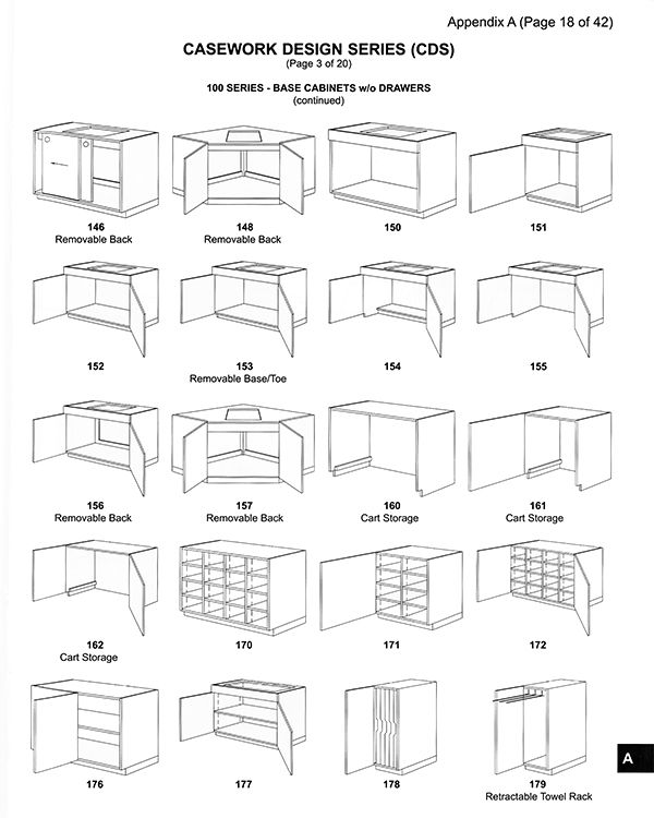 Graphic Standards For Architectural Cabinetry