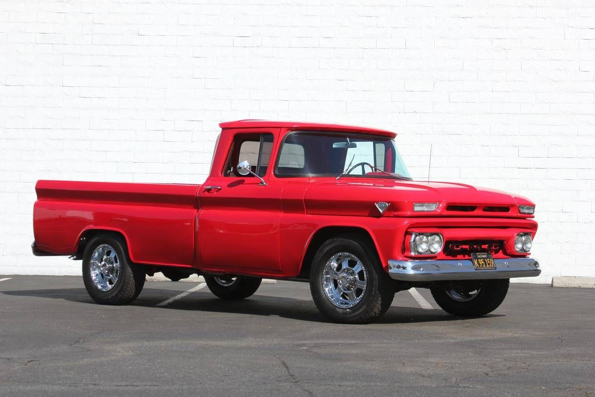 1963 GMC 3/4 Ton | Pick Ups and SUV\'s #5 | Pinterest | Cars, Gm ...