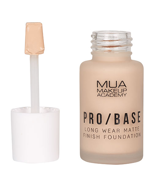 MUA Cosmetics launches PRO / BASE Foundation, Concealer