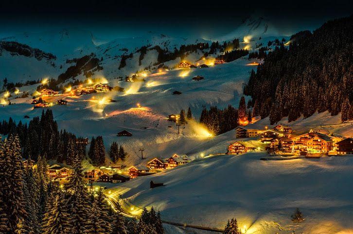 Damüls - Austria
