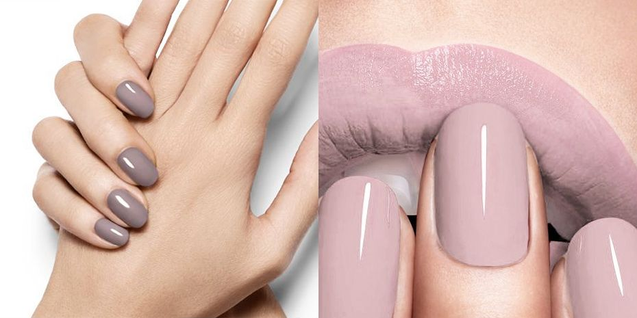 Oh so simple. Light pinks, try matte Fall and Winter 2016