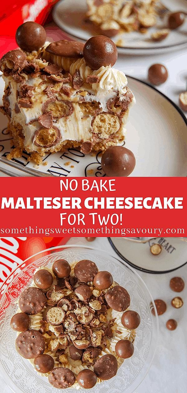 Photo of Malteser Cheesecake for Two