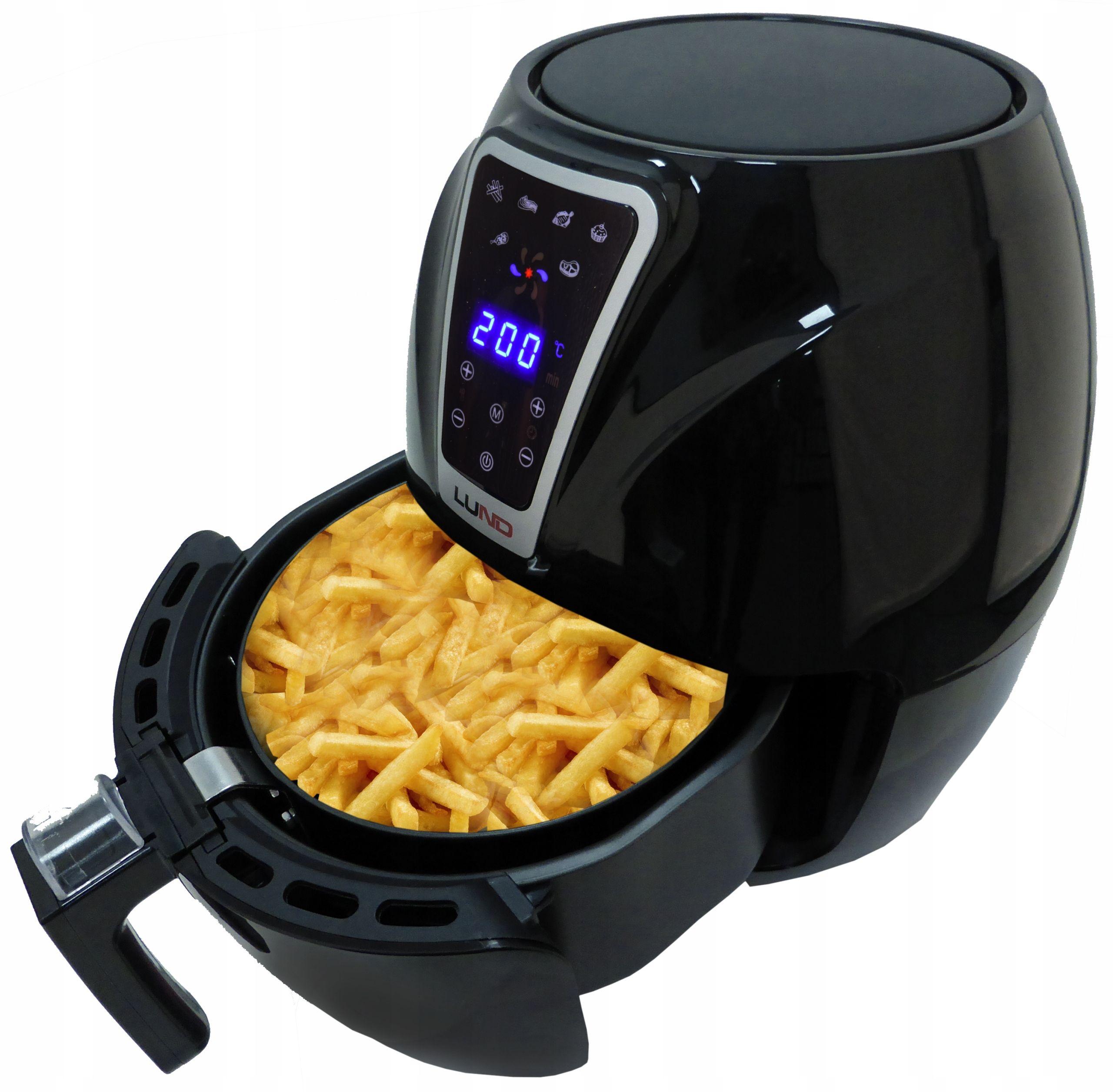 Frytkownica Frytownica Beztluszczowa Led 7 Progr 7896570713 Oficjalne Archiwum Allegro Drip Coffee Maker Coffee Maker Waffle Iron