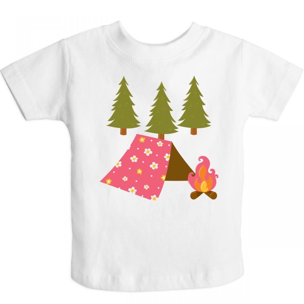 Amazon Inktastic Little Girls Summer Camp Girls