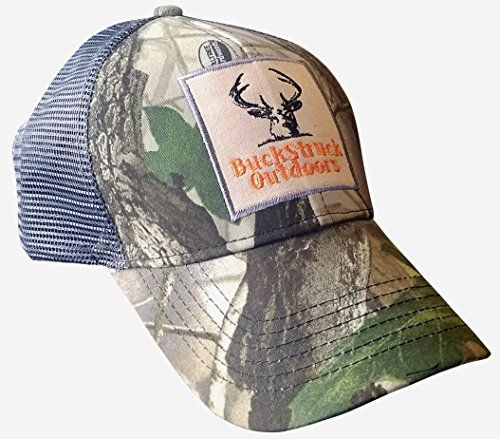 bae871f1789 BuckStruck Camo Mesh Back Hunting Hat - Trucker Camo Hunting Cap  https   huntinggearsuperstore