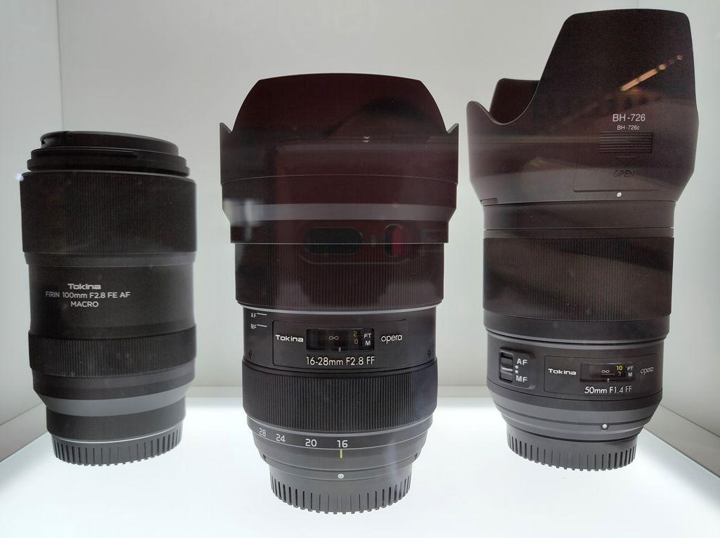 Three New Tokina Lenses To Be Announced Soon Here Are Three New Tokina Lensesshowing Atphotokina 2018 Ephotozineleaked The Tokina Lens Dslr Lens Canon Lens