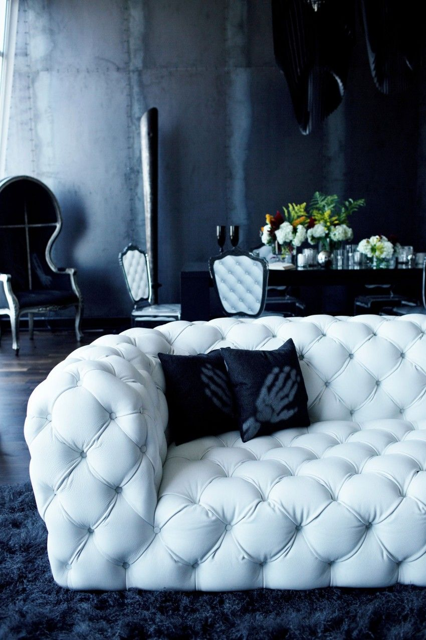 Gothic Glam Loft by BAM Design Lab (3)