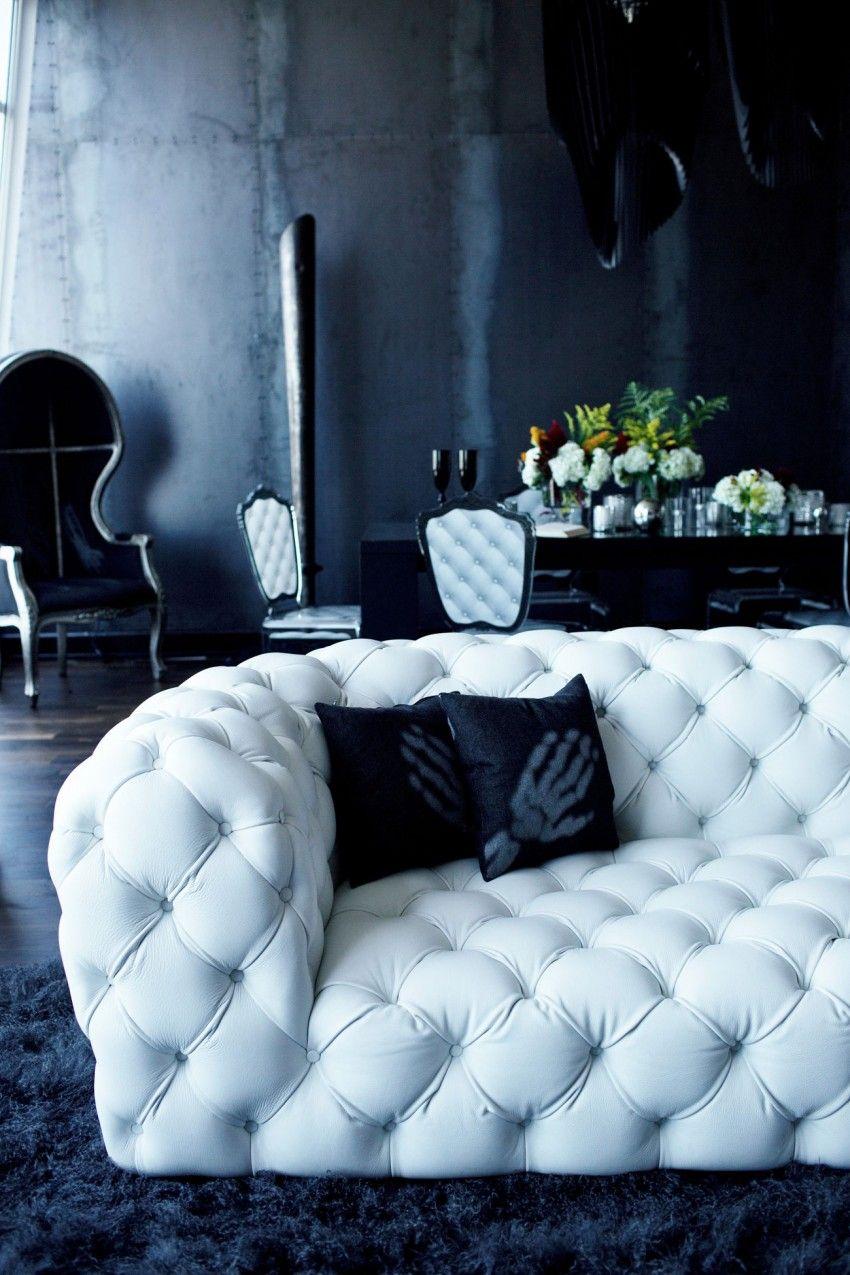 Gothic Glam Loft by BAM Design Lab (3)