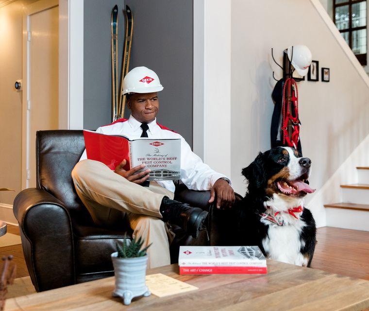 Orkin Pest Control Ashton Staniszewski Atlanta Commercial Photographer Advertising Photo Photographer Marketing Photographer Advertising Marketing Photos