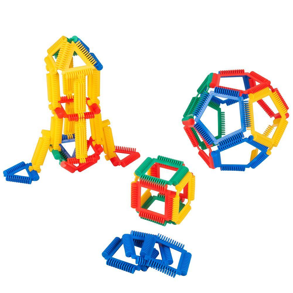 """Imaginarium 40-Piece Connect and Create Geometrics - Imaginarium - Toys """"R"""" Us"""