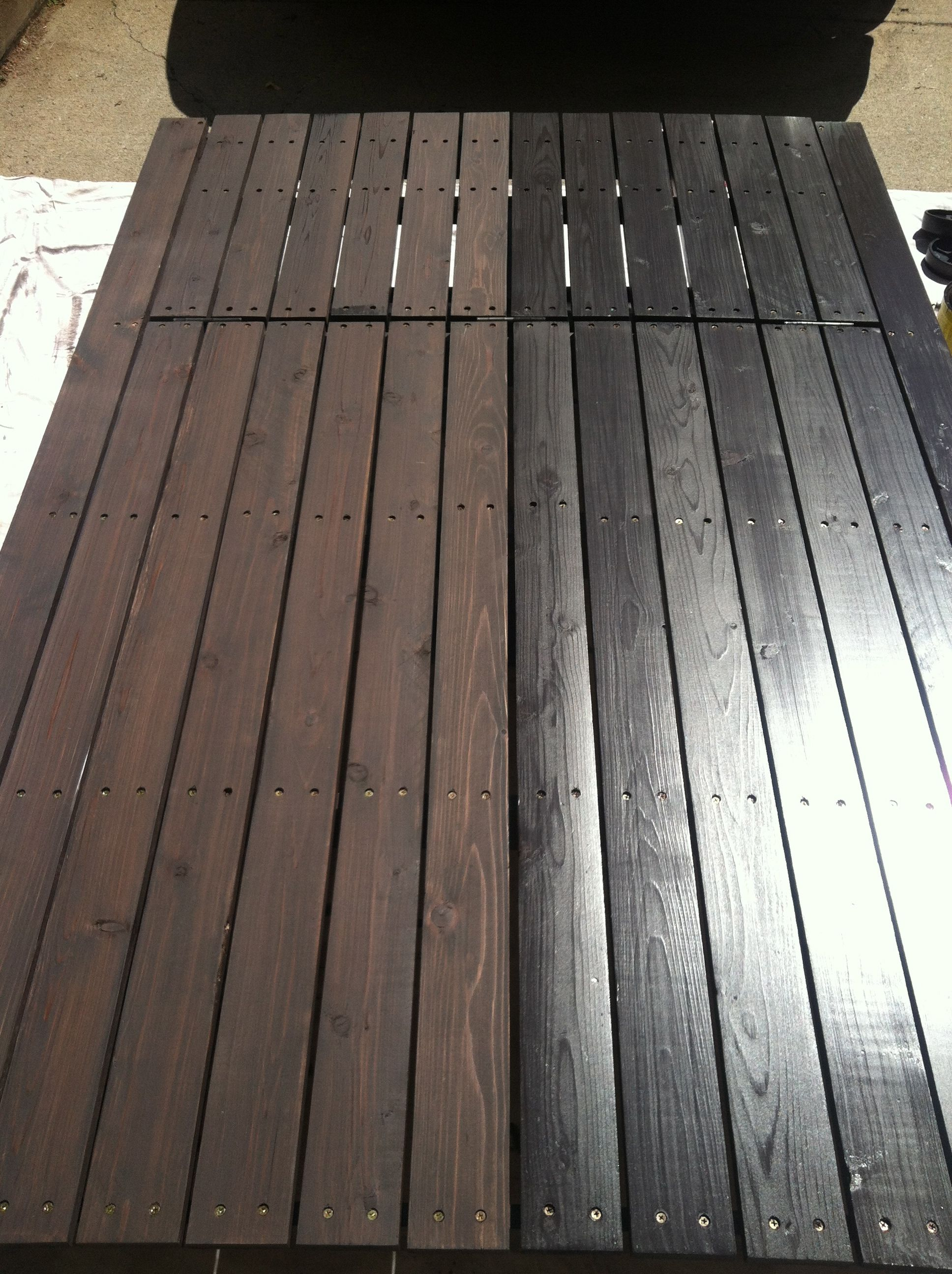 Cabot Cordovan Brown Deck Paint Deck Stain Colors Staining Deck