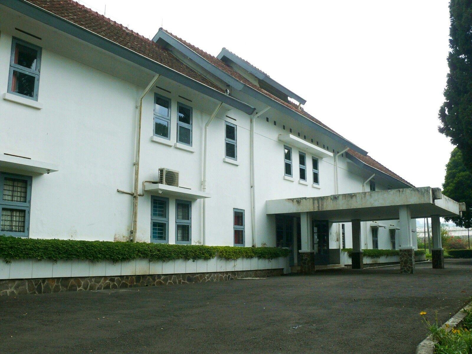 Gedung Balitsa Bekas Rumah Belanda Van De Root Lembang History