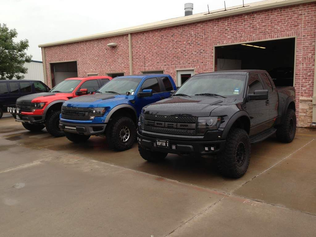 Gloss Black Or Flat Black Flares Page 3 Ford Raptor