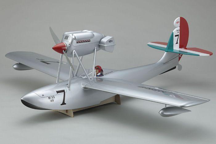 Macchi mobili ~ Macchi m c exhibited at the paris air show of world speed