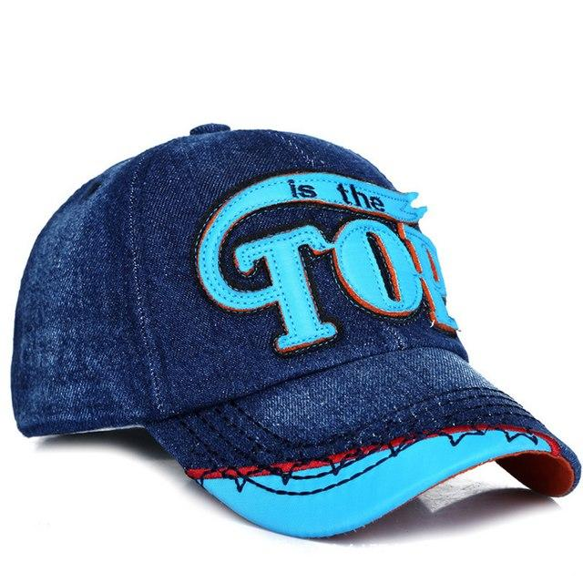 Summer Boys Girls Baseball Cap Toddler Letter Printed Tennis  Snapback Caps New