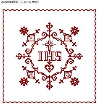 Weihkorbdecken z hlvorlage weihkorbdecken themen for Sticken vorlagen kostenlos