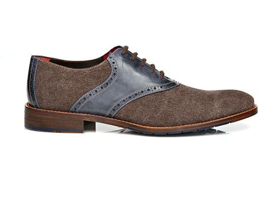 Brown Leather Shoe | Suitsupply
