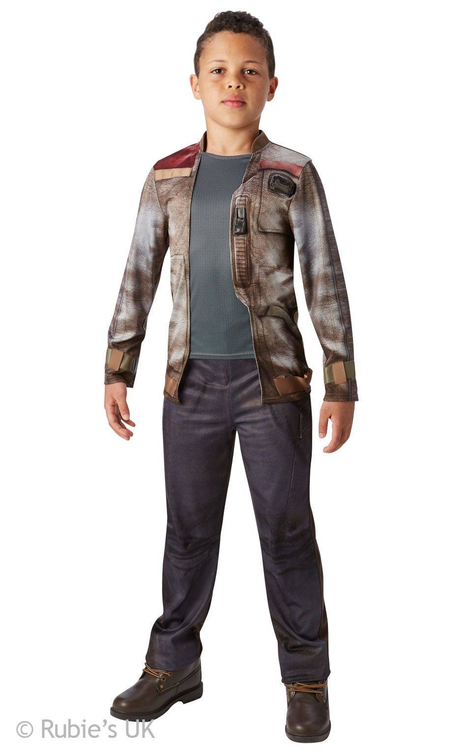 Deluxe Finn Boys Fancy Dress Disney Star Wars Force Awakens Teens Costumes for those avid Star Wars Fans. The Force Awakens Costumes instock and ready to ...  sc 1 st  Pinterest & Deluxe Finn Boys The Force Awakens Star Wars Costume | Pinterest ...