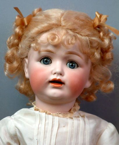 "19"" Beautiful KESTNER 260 Antique Character Doll! Absolutely The Cutest FACE-WOW"